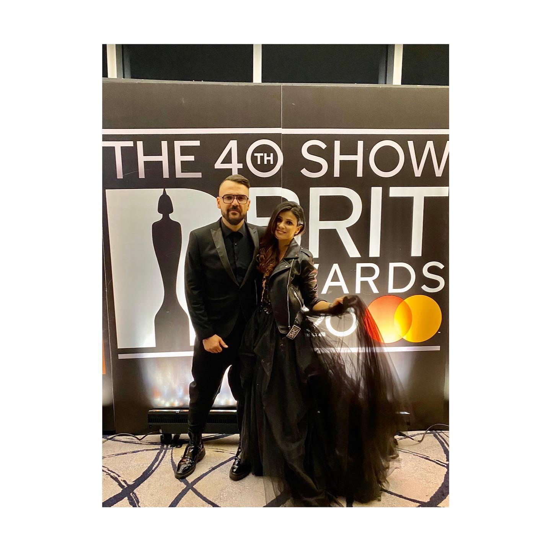 Графа – специален гост на The Brit Awards 2020 в Лондон