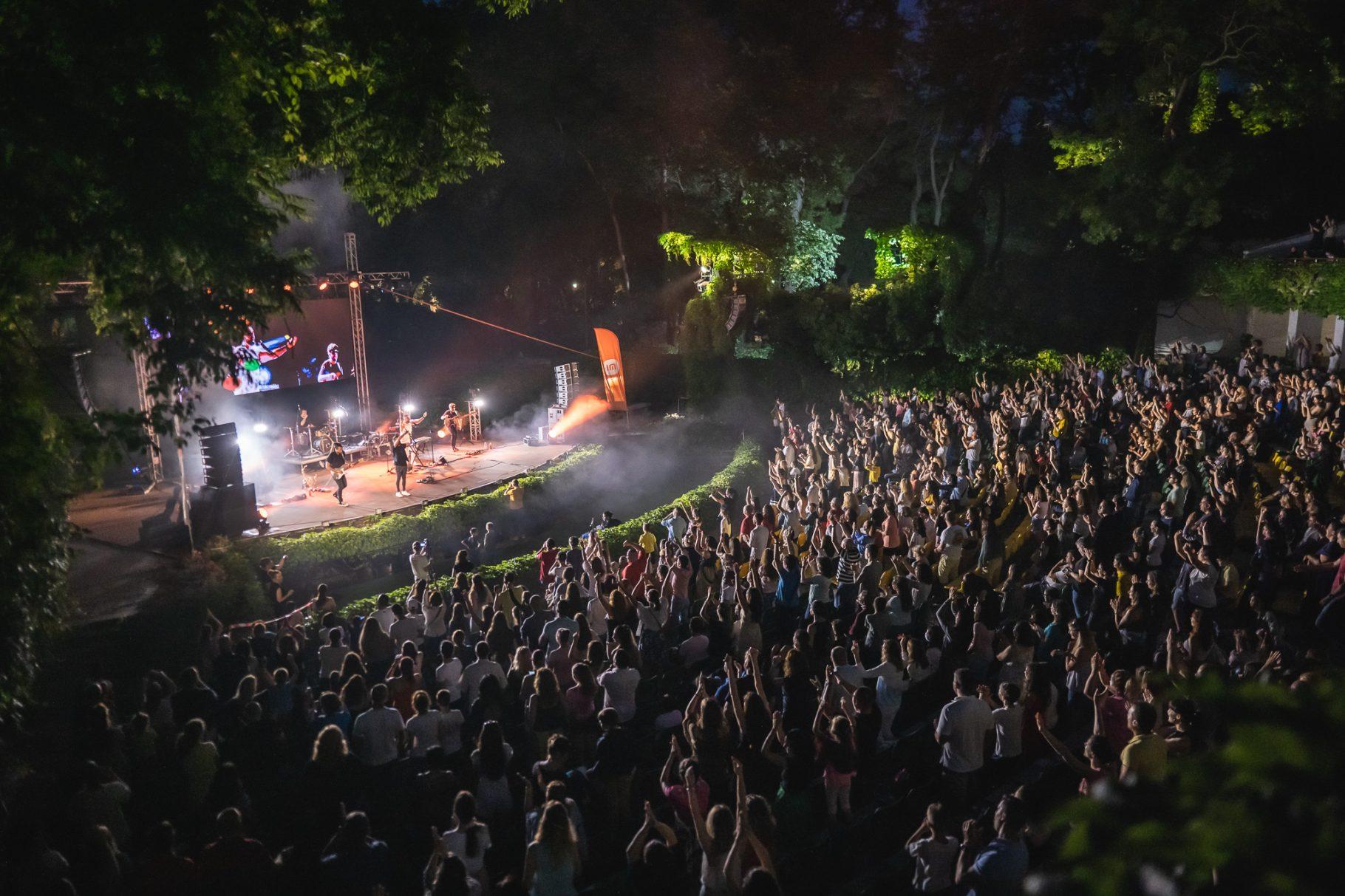Двата концерта на Графа в София са с нов начален час